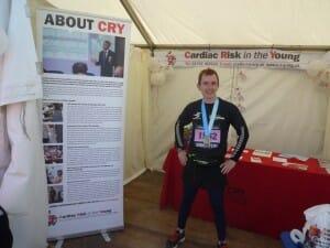 Joseph Tanner-Brighton Marathon, 2015