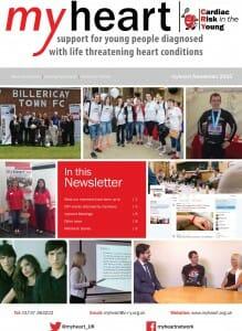 myheart newsletter.indd