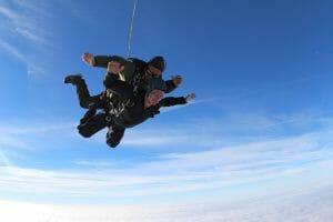 G Heywood Skydive 4