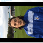 Tommy Whitnall-Tonbridge Angels centre forward video screenshot