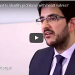 Identifying problems with heart valves